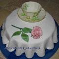 Торт с чашечкой, 2,5 кг