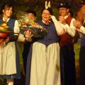 Jodlerabig - Ehrung von Rita Ehrler für 25 Jahre Dirigentin