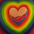 Regenbogen - Liebende