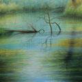 """""""Ohne Titel"""" - Öl auf Leinwand 100 x 150 cm, 2017"""
