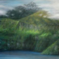"""Ecuador"" - Öl auf Leinwand 150 x 120 cm, 2017"