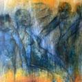 """""""Ohne Titel - Öl auf Leinwand 120 x 150 cm, 2012"""
