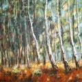 """Venner Moor"" - Öl auf Leinwand 120 x 140 cm, 2012"