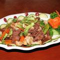 Rindfleisch Sechuan