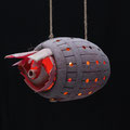 Pig in space 60x40x40cm