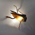 Kevertje (wand object) 50x50x20cm