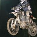 Flutlicht-Motocross in Kleinhau/Deutschland