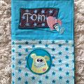 U-Heft-Hülle für Baby-Tom