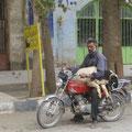 schaftransport auf iranisch