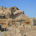 was von der antiken lehmstadt noch uebrig geblieben ist