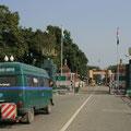 grenzübergang pakistan-indien