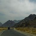durch das schöne baluchistan