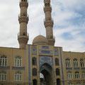 alte moschee von tabriz