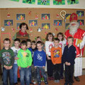 Der Nikolaus in der 2. Klasse