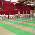 Les judokas du 3ème groupe
