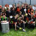 Fanfare Ploukatak de Questembert - Carnaval 2013 - Saint Malo