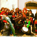 Fanfare Ploukatak de Questembert - La Vie en Reuz 2013 - Douarnenez