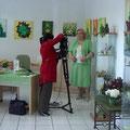 das erste Interview mit Center TV
