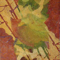Öl auf Bütten, 80 x 122