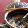 【ミニ土鍋】おじゃこのお粥