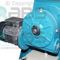 Schneckengetriebe für AHM-C