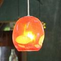砂型ランプ(赤)