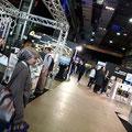 Eine Tolle Halle mit tollen Messe-Ständen und noch tolleren Menschen!
