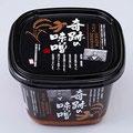 岡山県産木村式自然栽培米「朝日」100%使用 「奇跡の味噌」:まるみ麹本店