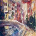 Venise                                                     Huile sur toile