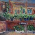 Venise - La Fenice                          Huile sur toile  6 F