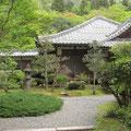 小堀遠州の孤蓬庵