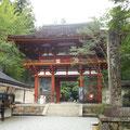 奈良・室生寺