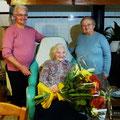 104 ans - ANNA SARRAILLE  (02.12.2014)