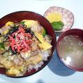 肉 丼¥600
