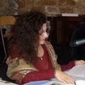 Ariane Loeb  - Montpellier - Quartier st Roch-Ecusson -112013 - Photo Danielle ferré