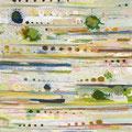 'Infinity' by Hiromi Tanaka, 30X30, Mixed Media
