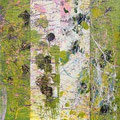 'Spring Garden' by Hiromi Tanaka, 60X80, Mixed Media