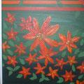 32 Blumen     Acryl/Keilrahmen 50x70     65 €