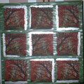 26 Herbstimpression    Acryl/Keilrahmen 60x60    60 €