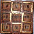 21 Afrika     Acryl/Keilrahmen 60x60      75 €