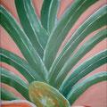 39 Papaya     Acryl/Keilrahmen 40x60     75 €