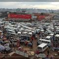 Zentraler Busbahnhof Kampala