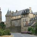 le chateau de Chateaugiron