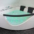 Luxus Whirlpool mit Beleuchtung