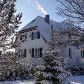 Außenansicht Ost Winter