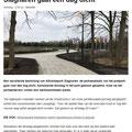 2018 03 19 Parkeerplaats Attractiepark Slagharen gaat een dag dicht. LOOOPINGS.NL