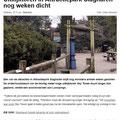 2018 03 30 Uitkijktoren in Attractiepark Slagharen nog weken dicht. LOOOPINGS NL