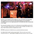 2019 01 10 Entertainer speelt voor lege zaal in Slagharen LOOOPINGS NL