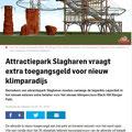 2019 02 28 Attractiepark Slagharen vraagt extra toegangsgeld voor nieuwe attractie DE STENTOR.