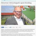 2018 07 20 Directeur Attractiepark opent Boeldag DEDEMSVAARTSECOURANT.